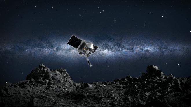 Ngày mai, tàu vũ trụ của NASA sẽ thực hiện cú hạ cánh lịch sử lên thiên thạch có khả năng 'gây họa' cho Trái đất - ảnh 1