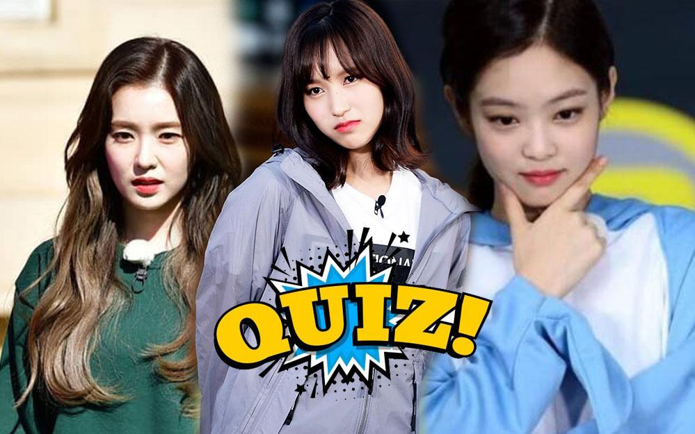 Quiz: BLACKPINK - TWICE - Red Velvet đều từng bị dìm hàng khi chơi Running Man, bạn có nhận ra họ?