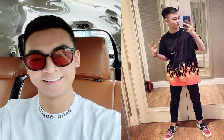 """Bóc giá loạt outfit của streamer Quang Cuốn, nhìn qua cũng thấy """"sương sương"""" toàn đồ nghìn USD"""
