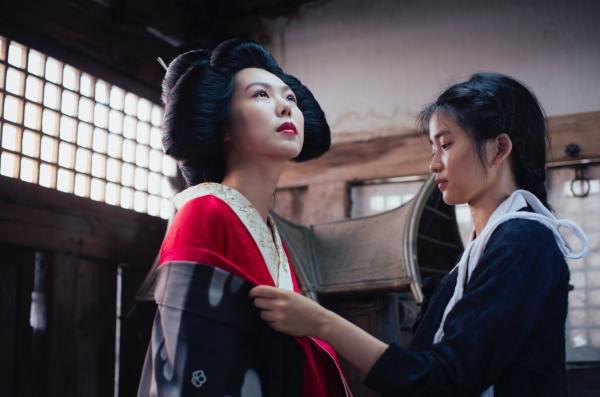 6 phim Hàn ngập cảnh nóng: Không thể thiếu mối tình hầu gái của mỹ nhân giật chồng ồn ào nhất Kbiz - ảnh 12