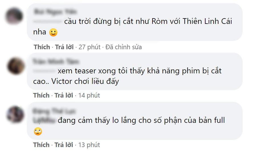 Thiên Thần Hộ Mệnh vừa tung teaser lạnh người, netizen nghi vấn: Có phải cắt xén tàn bạo để qua kiểm duyệt? - Ảnh 3.