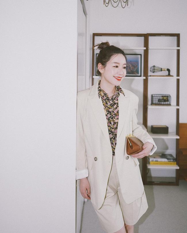 Chỉ với một kiểu blazer, nàng fashionista mix được cả chục set đồ xịn đẹp, học theo thì bạn chẳng cần shopping nhiều cho phí tiền - ảnh 2