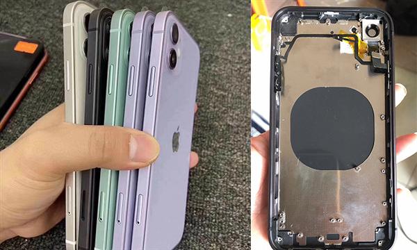 Rộ lên trào lưu hô biến iPhone cũ thành iPhone 12 ở Trung Quốc - ảnh 1