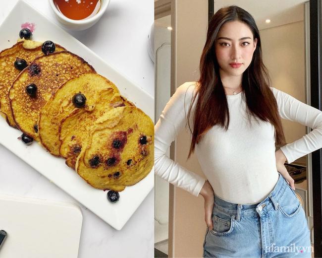 """4 món bánh giảm cân của mỹ nhân Việt, chị em """"ăn theo"""" thì vừa đã cái miệng vừa gầy cái thân - ảnh 2"""