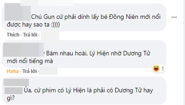 Dương Tử lộ ảnh nóng ngàn độ ở phim của Lý Hiện, netizen chói mắt: Hai anh chị tính bám nhau hoài sao? - ảnh 2