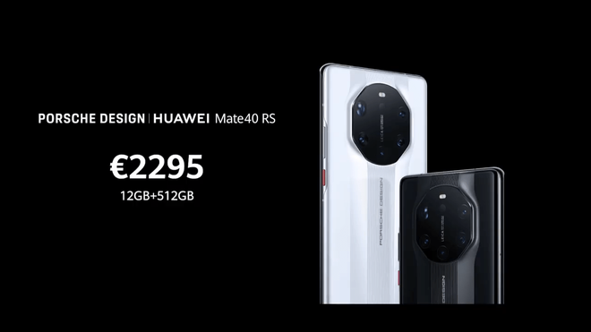 Huawei ra mắt Mate40 RS Porsche Design: Thiết kế đẳng cấp, có thêm camera đo thân nhiệt, giá 63 triệu đồng - ảnh 7