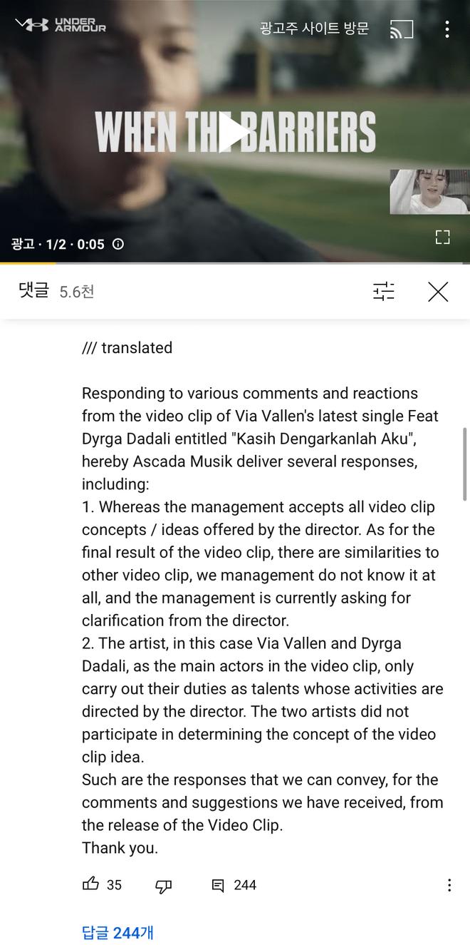 Ca sĩ người Indonesia copy y chang MV của IU, công ty quản lý hồn nhiên lên tiếng không biết gì, đổ hết tội cho đạo diễn? - ảnh 7