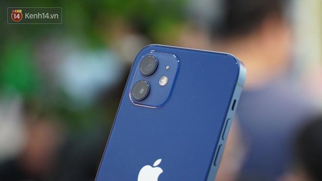 Cuối tuần nằm nhà online thấy iPhone 12 cập bến tại Việt Nam hot quá hay là mua luôn! - ảnh 1