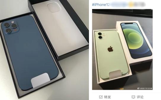 """Cũng là màu xanh, nhưng iPhone 12 cũng có """"xanh this"""", """"xanh that"""""""