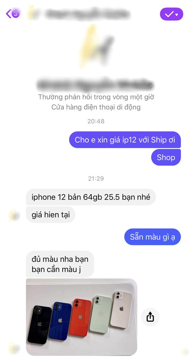 Thị trường iPhone 12 xách tay tại Việt Nam đìu hiu, con buôn chủ yếu đang thăm dò thượng đế - ảnh 8
