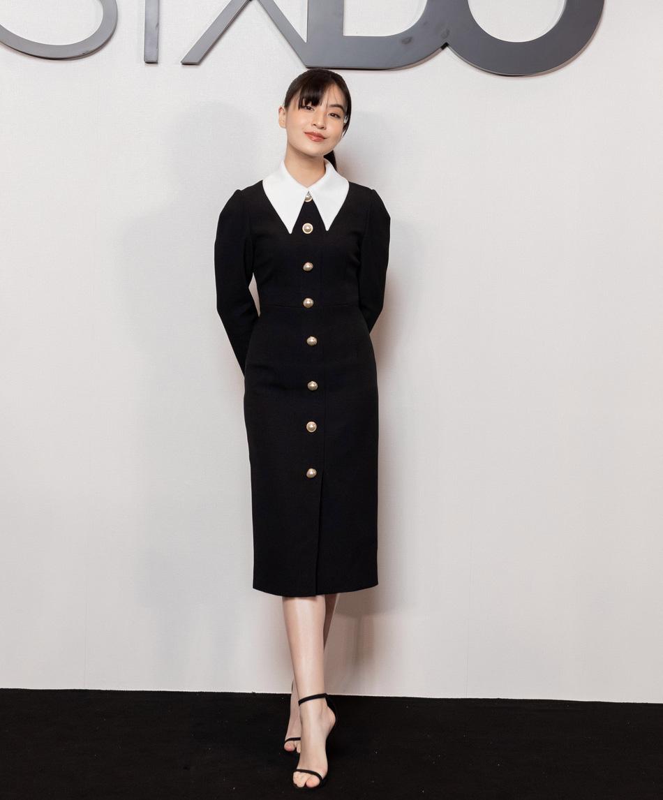 Angela Phương Trinh comeback chặt đẹp dàn mỹ nhân, Khánh Linh đã dát vàng lông mày còn xách túi lồng chim nửa tỷ - Ảnh 17.