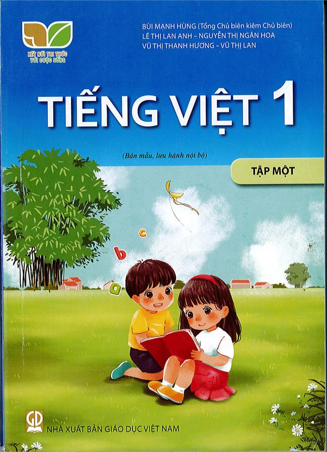 Sau Cánh Diều, thêm một bộ sách tiếng Việt lớp 1 bị nhận xét không tôn trọng bản quyền, kiến thức khó và nhiều bài học có chi tiết sai thực tế - ảnh 1