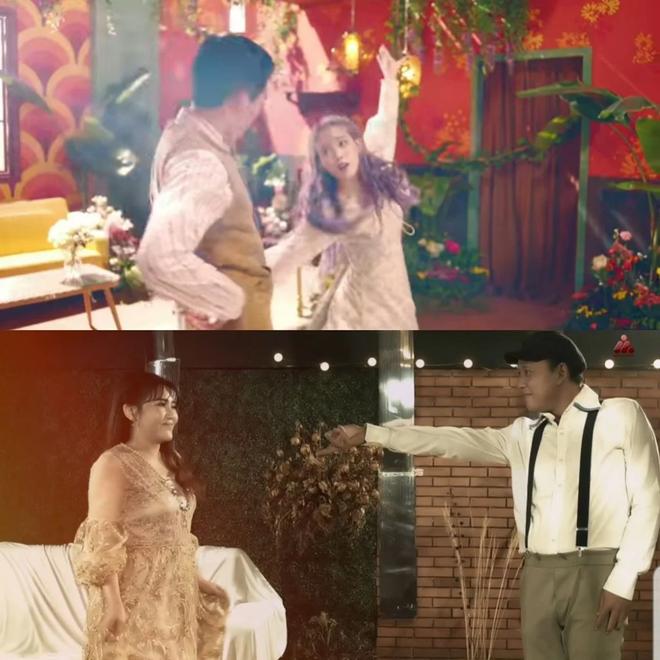 Ca sĩ người Indonesia copy y chang MV của IU, công ty quản lý hồn nhiên lên tiếng không biết gì, đổ hết tội cho đạo diễn? - ảnh 1