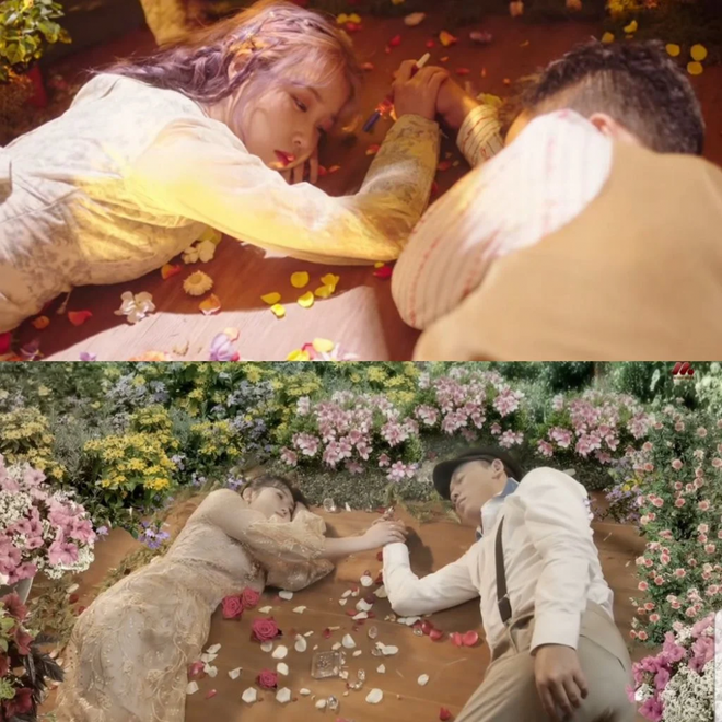 Ca sĩ người Indonesia copy y chang MV của IU, công ty quản lý hồn nhiên lên tiếng không biết gì, đổ hết tội cho đạo diễn? - ảnh 2