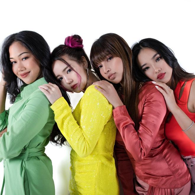 BLACKPINK bỗng có chị em sinh đôi ở… Malaysia: Giống từ đội hình đến concept nhưng vẫn kiên quyết phủ nhận bắt chước? - ảnh 2