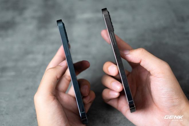 So sánh 2 màu đẹp nhất trên iPhone 12 Pro: Đen Graphite và Xanh Pacific - ảnh 4