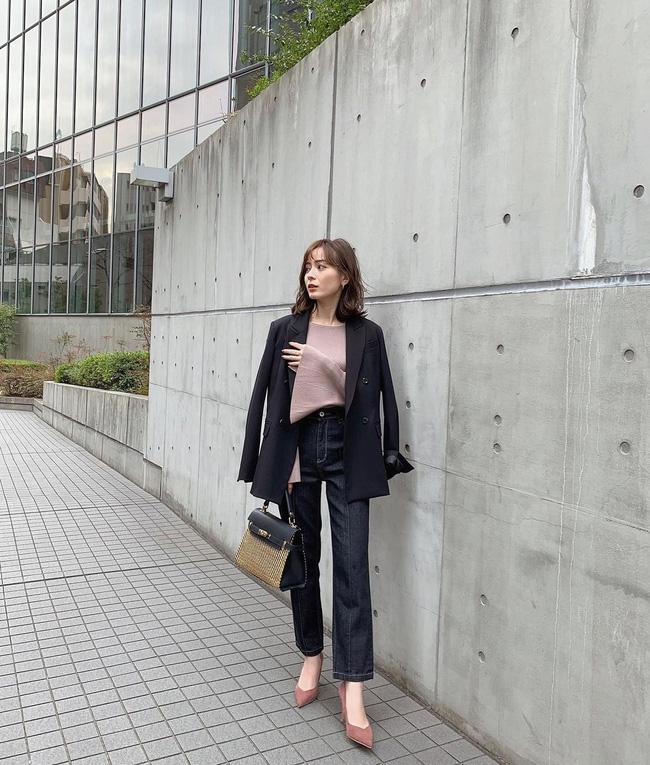 Nàng người Nhật cao vỏn vẹn 1m54 mà có cả loạt công thức hack chân dài tới nách, chị em không hóng là thiệt - ảnh 8