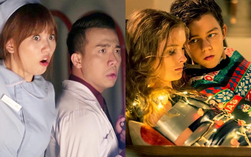 """9 bom tấn """"phá đảo"""" Halloween chỉ có trên Galaxy Play: Nhìn Trấn Thành - Hari Won bị ma đuổi khắp bệnh viện suýt rớt tim ra ngoài"""