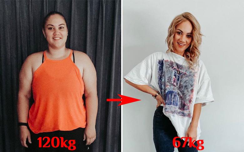 """Từng béo đến nỗi không chọn được váy cưới phù hợp, cô dâu 30 tuổi """"giảm một lèo"""" 50kg khiến dân tình phải kinh ngạc"""