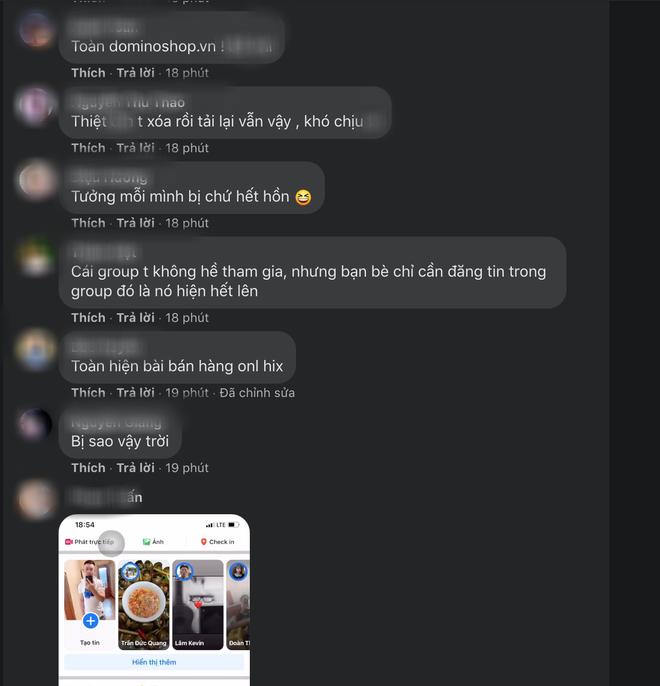 Facebook bị lỗi newsfeed, người dùng hốt hoảng tưởng vào nhầm Shopee - ảnh 5