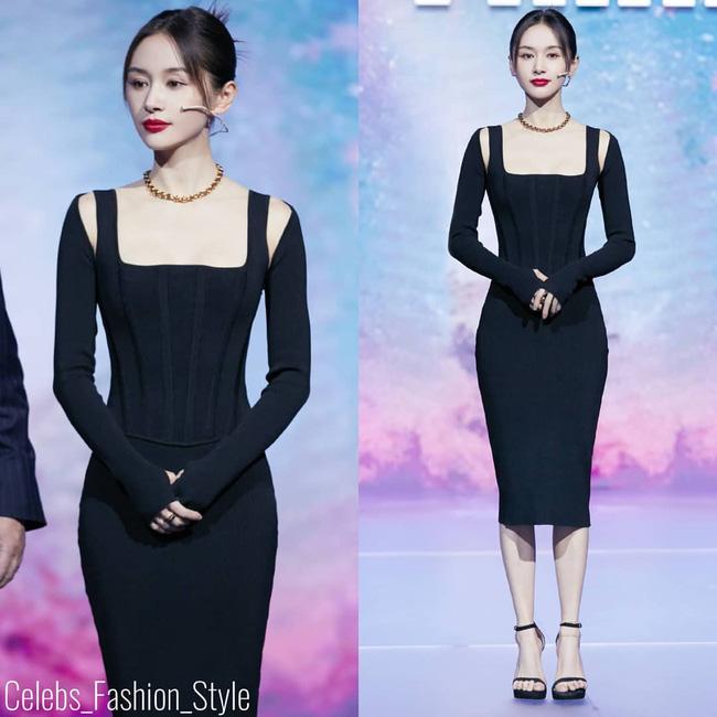 Sao nữ trên thảm đỏ tuần qua: Váy đen dễ mặc là thế nhưng Tống Thiến vẫn bị réo tên - ảnh 2
