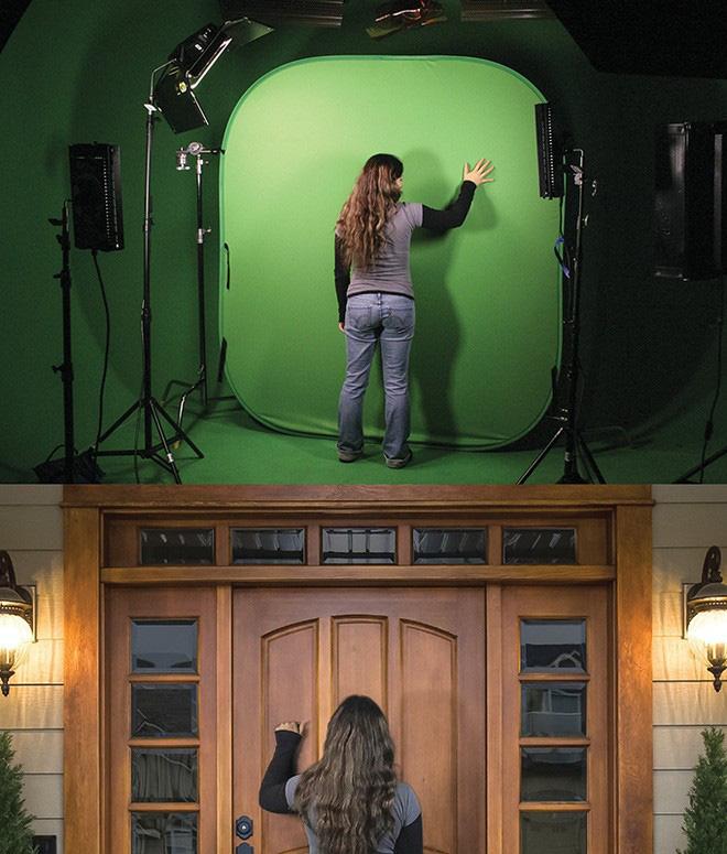 Phông xanh xưa rồi, công nghệ này sẽ đưa kĩ xảo vào ngay trong quá trình quay phim, khỏi cần đợi đến khâu hậu kì - ảnh 1