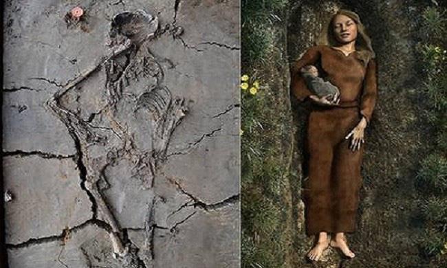 Phát hiện ngôi mộ 6.000 tuổi, các nhà khoa học kinh ngạc khi thấy cảnh tượng chưa từng thấy, hé lộ điều thú vị về trẻ sơ sinh ngàn đời trước - ảnh 3