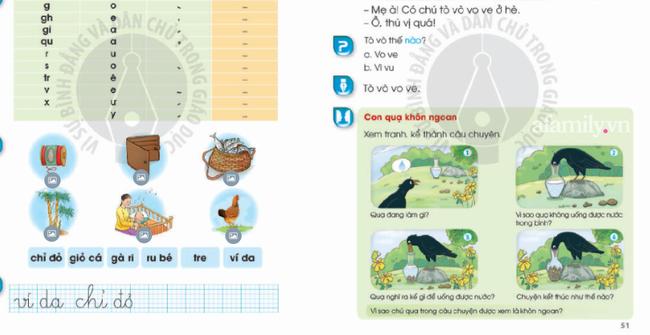 Thêm hai bộ sách tiếng Việt bị phụ huynh tìm ra lỗi sai kiến thức cơ bản: Sở thú chỉ có ngan, gà và anh chó vàng đua xe đạp? - ảnh 4