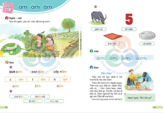 Thêm hai bộ sách tiếng Việt bị phụ huynh tìm ra lỗi sai kiến thức cơ bản: Sở thú chỉ có ngan, gà và anh chó vàng đua xe đạp? - ảnh 5