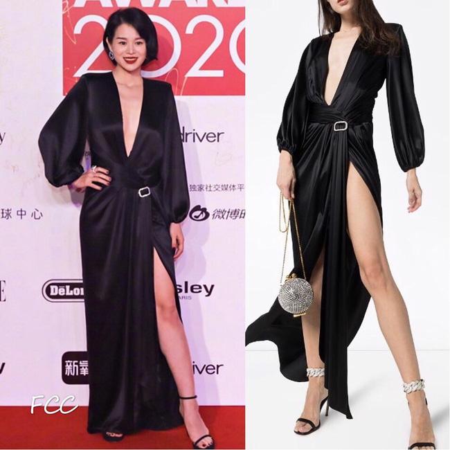 Sao nữ trên thảm đỏ tuần qua: Váy đen dễ mặc là thế nhưng Tống Thiến vẫn bị réo tên - ảnh 10