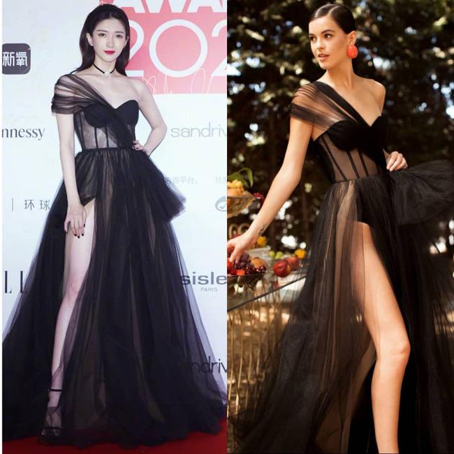 Sao nữ trên thảm đỏ tuần qua: Váy đen dễ mặc là thế nhưng Tống Thiến vẫn bị réo tên - ảnh 11