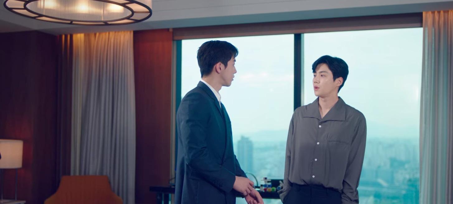 Chán gả chồng cho Suzy, fan Start Up nô nức chèo thuyền Nam Joo Hyuk và nam phụ - Ảnh 1.