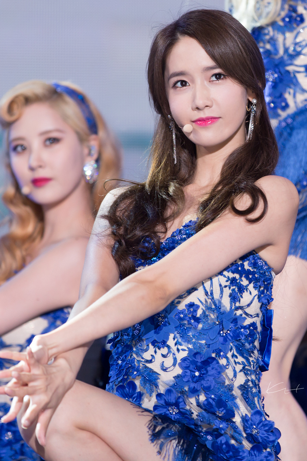 Four beautiful Kpop goddesses are still immune to attitudes: Yoona, Tzuyu are known for a reason, how are Sana so many male stars in love?  Photo 6.