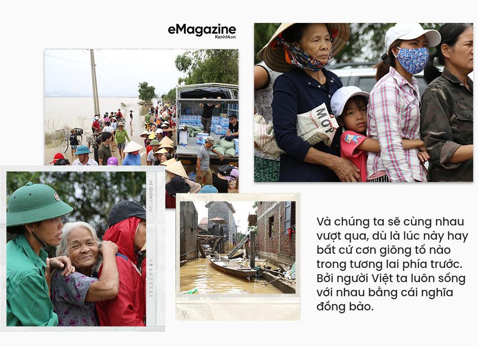 Giông bão nào cũng sẽ vượt qua, vì người Việt ta luôn sống với nhau bằng cái nghĩa đồng bào! - Ảnh 15.