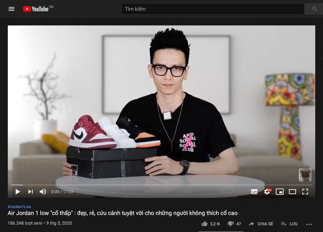 Air Jordan bỗng dưng hot rần rần tại Việt Nam: Giải mã cơn sốt bắt nguồn từ Rap Việt và King Of Rap - Ảnh 24.