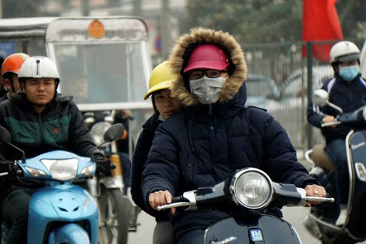 Miền Bắc đón không khí lạnh tăng cường, Hà Nội trở lạnh từ chiều tối 28/10 - ảnh 1