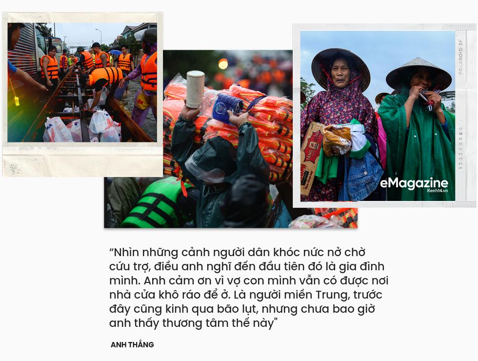 Giông bão nào cũng sẽ vượt qua, vì người Việt ta luôn sống với nhau bằng cái nghĩa đồng bào! - Ảnh 5.