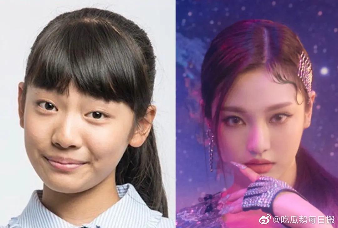 Mỹ nhân Trung Quốc mới của nhà SM: Style thời chưa son phấn khác một trời một vực, đúng là dậy thì thành công - Ảnh 2.