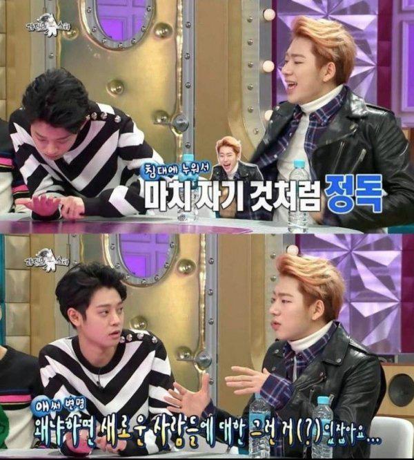 Sau phốt ngủ lang, Chanyeol (EXO) bị Knet đào lại vụ thân với kẻ cầm đầu chatroom tình dục Jung Joon Young và Jonghyun (CNBLUE) - ảnh 11