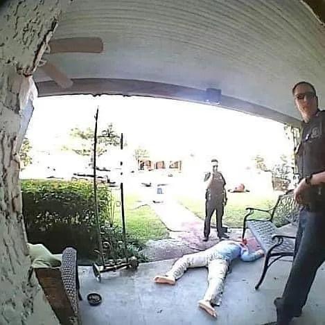 Trang trí nhà đón Halloween quá có tâm, gia chủ bị cảnh sát hỏi thăm liên tục vì tưởng là án mạng - Ảnh 5.