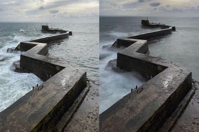 Cách chụp ảnh phơi sáng cực ảo diệu với iPhone mà không cần phụ kiện và ứng dụng ngoài - ảnh 2