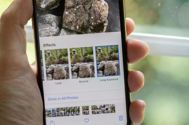 Cách chụp ảnh phơi sáng cực ảo diệu với iPhone mà không cần phụ kiện và ứng dụng ngoài - ảnh 6
