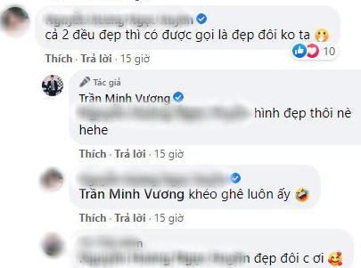 Cầu thủ Minh Vương khoe ảnh thân thiết với youtuber Hậu Hoàng, dân tình thi nhau đẩy thuyền Vương Hậu - ảnh 5