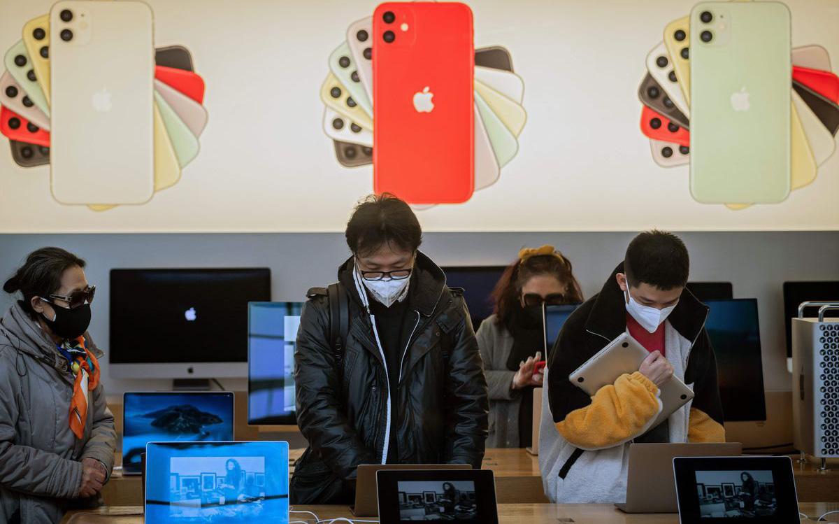 Bất chấp những lời kêu gọi tẩy chay Apple, iPhone 12 vẫn được dự báo là bom tấn tại Trung Quốc