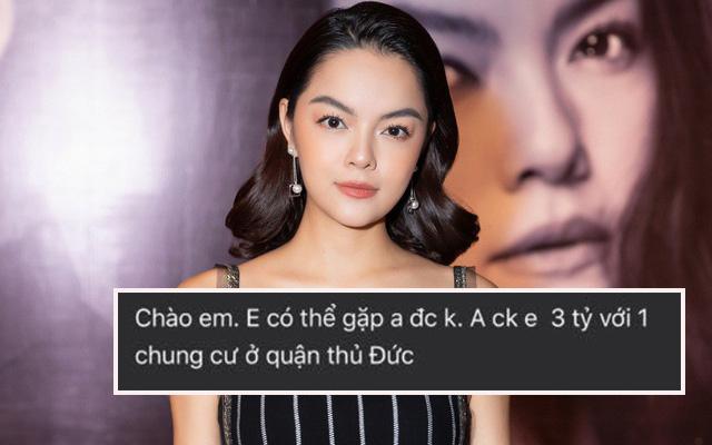 Bị gửi mail gạ gẫm và tặng 3 tỷ đồng, Phạm Quỳnh Anh đăng hẳn nội dung thư kèm lời đáp trả cực gắt