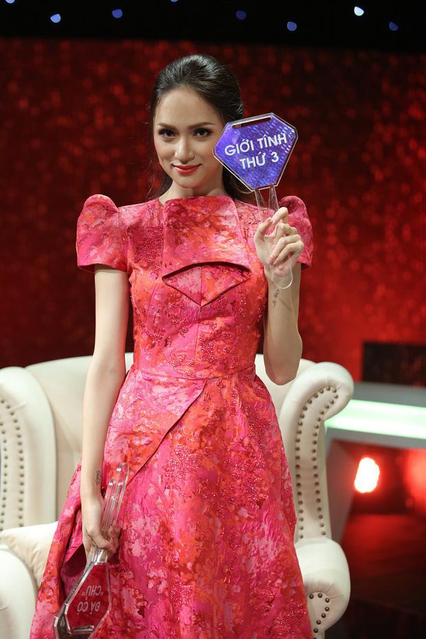 Loạt ồn ào chấn động của Hương Giang khi đi show: Vô lễ với tiền bối, gây tranh cãi về phát ngôn liên quan đến cộng đồng LGBT - ảnh 4