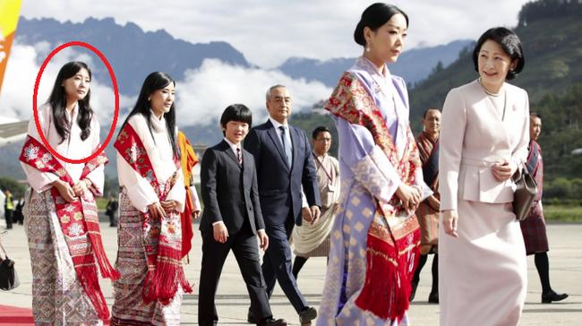 Nàng công chúa vạn người mê của Bhutan từng làm chao đảo MXH bất ngờ lên xe hoa, nhan sắc đôi tân lang tân nương gây chú ý - ảnh 3