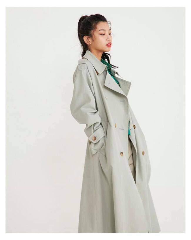 Hội mặc đẹp kháo nhau địa chỉ sắm trench coat chuẩn xịn giá từ hơn 1 triệu - ảnh 10