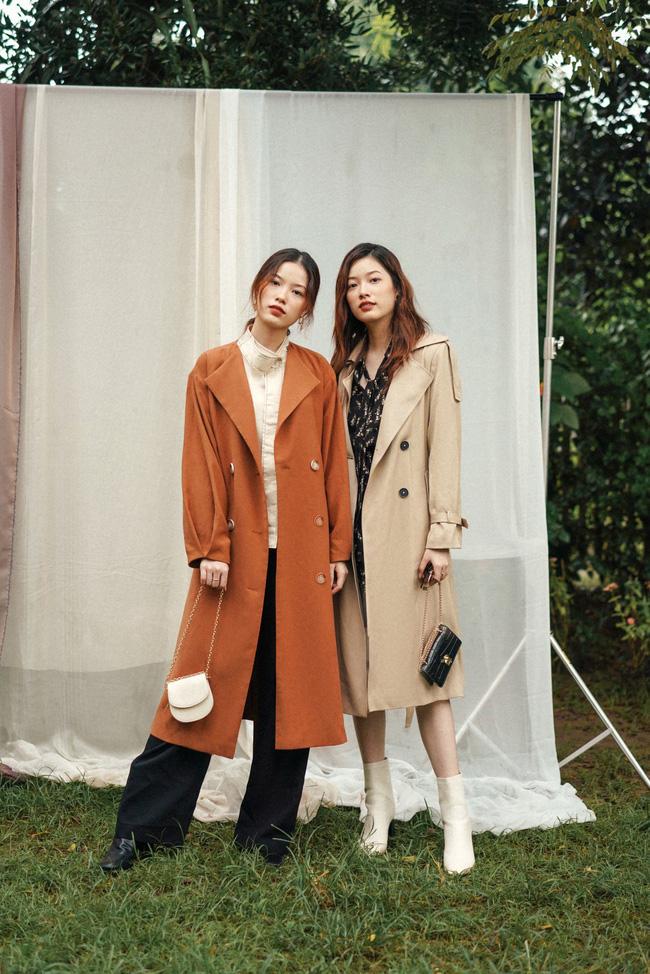 Hội mặc đẹp kháo nhau địa chỉ sắm trench coat chuẩn xịn giá từ hơn 1 triệu - ảnh 12