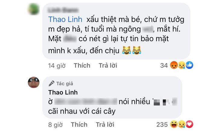 Tlinh (Rap Việt) bức xúc, đáp trả cực gay gắt khi bất ngờ bị anti fan chê bai về nhan sắc - ảnh 2